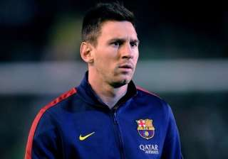 lionel messi denies rumours of rift with club -...