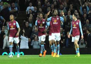 benteke scores hat trick as aston villa draws 3 3...