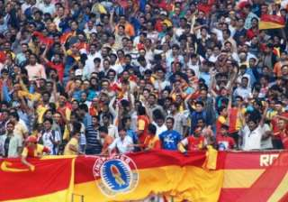 east bengal announces ban on media - India TV