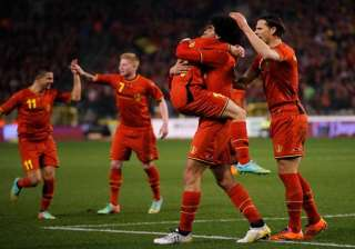 belgium rises to no. 3 in fifa rankings led by...