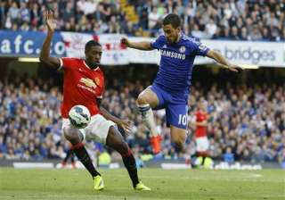 hazard sends chelsea 10 points clear by clinching...