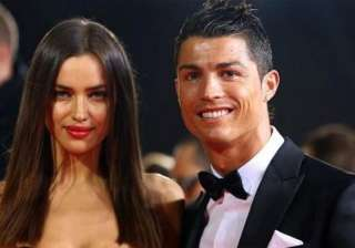 cristiano ronaldo and irina shayk part ways watch...