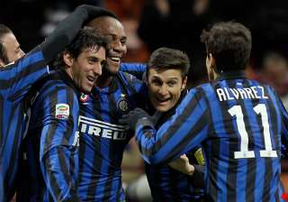 inter milan beats parma 5 0 in serie a - India TV
