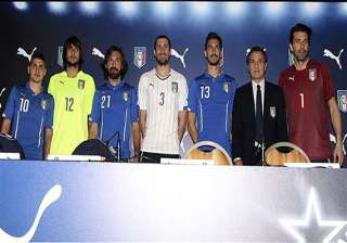 new team jersey for italy in the world cup 2014....
