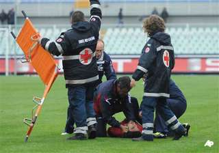 italian footballer morosini dies after cardiac...
