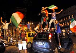 italy qualifies for 2013 confed cup - India TV