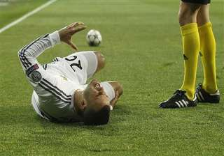 jese rodriguez injury a big blow for madrid. -...