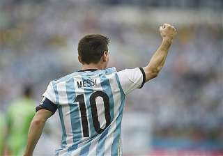 lionel messi becomes argentina s fifth top scorer...