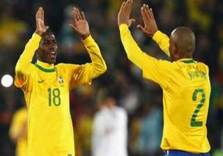 maicon ramires back in brazil team for friendlies...