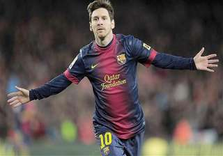 messi to miss italy game - India TV