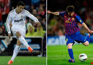 messi ronaldo s scoring duel mirrors title race -...