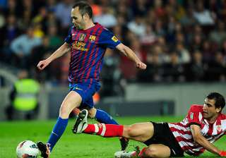 milan stands in way of barca s champions progress...