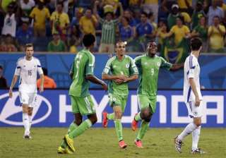 fifa world cup nigeria beats bosnia herzegovina 1...