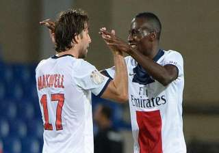 psg comes from behind to draw 1 1 at montpellier...
