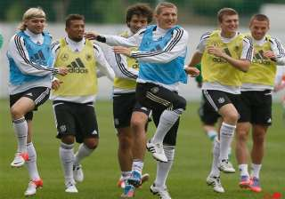 patience is the key for germany team - India TV
