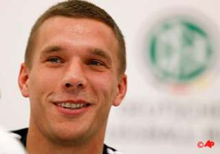 podolski to celebrate 100th cap against denmark -...
