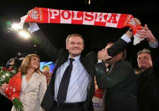 polish leader tries to ease euro 2012 racism...