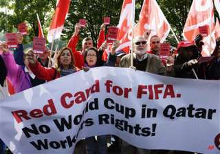 qatar world cup fifa agrees to set up task force...