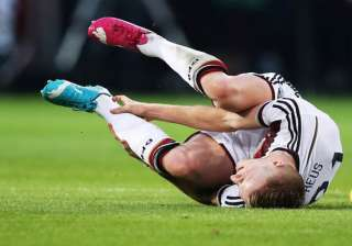 reus ruled out of world cup for germany - India TV