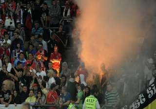 russian federation fined after crowd disturbances...