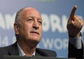scolari happy with tests before squad...
