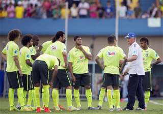scolari says he can t wait for world cup to start...