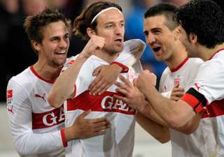 stuttgart earns 4 1 win over bremen in bundesliga...