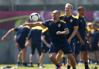 sweden makes two changes to lineup for france...