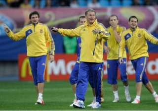 tymoshchuk key to ukraine s success at euro 2012...