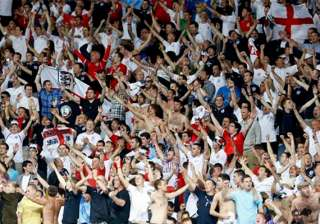 uefa opens case against england over fans conduct...