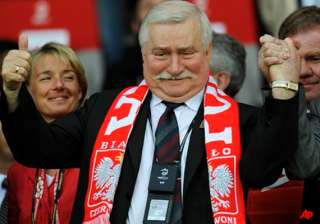 walesa backed germany at euro 2012 knockout stage...