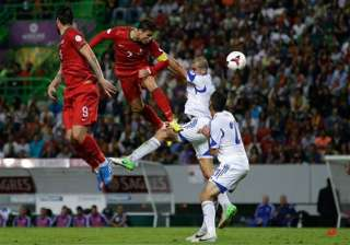 world cup playoff portugal faces sweden - India TV