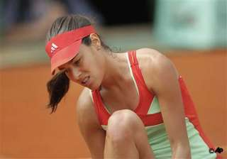 ana ivanovic loses in 3rd round of french open -...