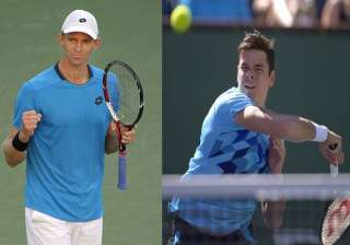 anderson raonic win at indian wells - India TV