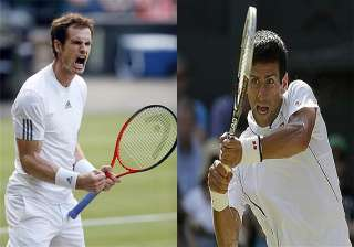 andy murray could face novak djokovic in...