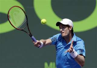 andy murray reaches 4th round at sony open -...