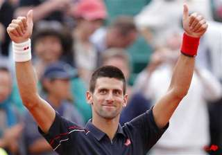 djokovic advances to 4th round at french open -...