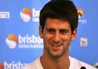 djokovic feeling confident for wimbledon defense...
