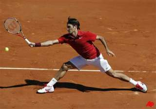 federer enters last 32 of french open - India TV