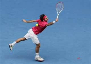 federer into fourth round at australian open -...