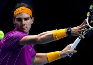 nadal says his body no longer responds as before...