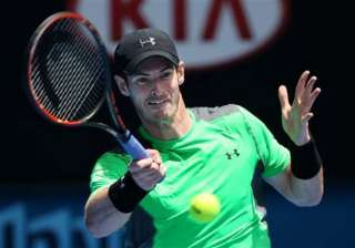 andy murray wins 1st round match at the...