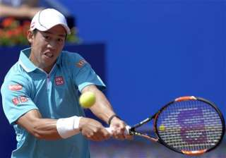 nishikori ferrer advance to barcelona open...
