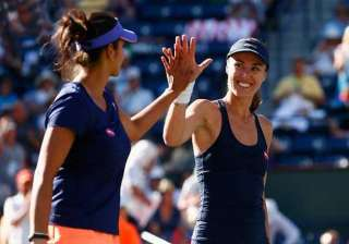 sania martina secure top spot on leaderboard for...