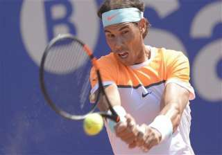 nadal loses to fognini in 2 sets at barcelona...