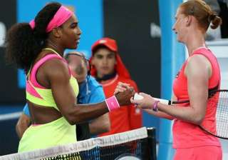 serena williams wins opening match at australian...