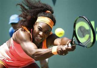 serena williams could be asked to play 3 matches...