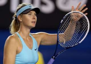 sharapova wants to play her top tennis in new...