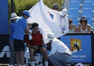 australian open to have new heat policy - India TV