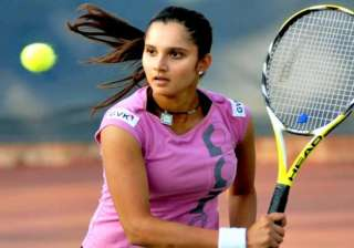 sania to lead indian challenge in fed cup - India...